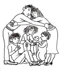 biztonságos család