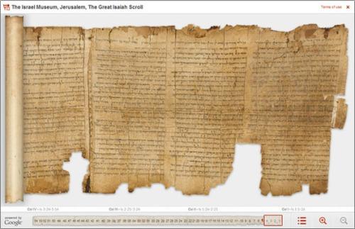 biblia-eredeti-ezsaias-tekercs
