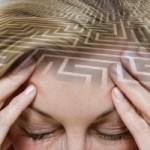mentális labirintus
