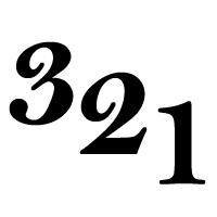 3-2-1