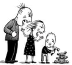 hierarchia a családban