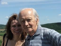 Pálhegyi Ferenc és lánya, Krisztina